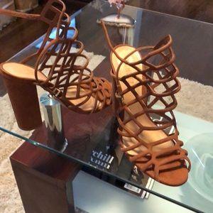 SCHUTZ Summer Sandals size 8.5